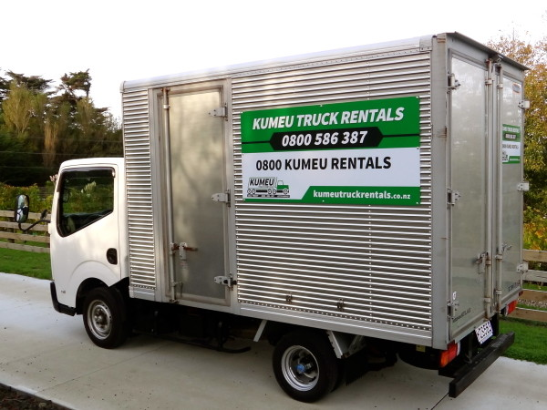 Truck Hire in West Auckland