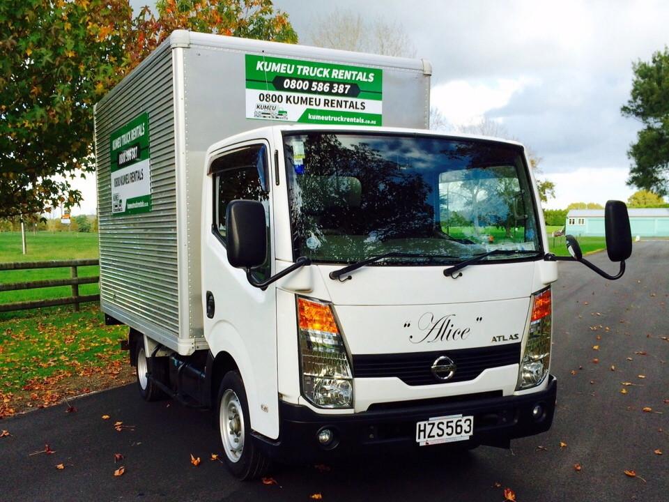 Best Rental Truck in Auckland