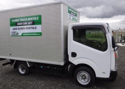 Small Box Truck 11m3-1