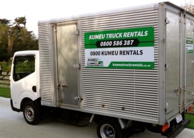 Small Box Truck 11m3-6