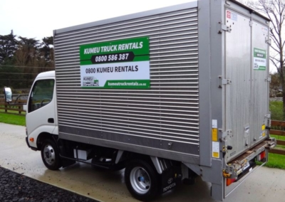Small Box Truck Tail 11m3-4