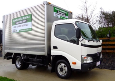 Small Box Truck Tail 11m3-5