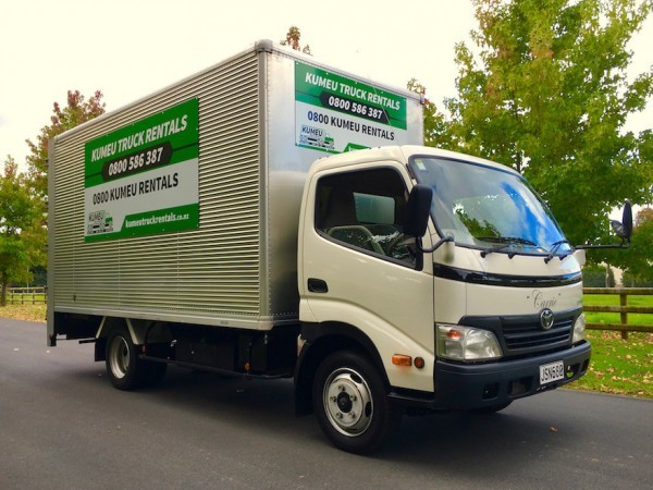 20m3 Furniture Truck