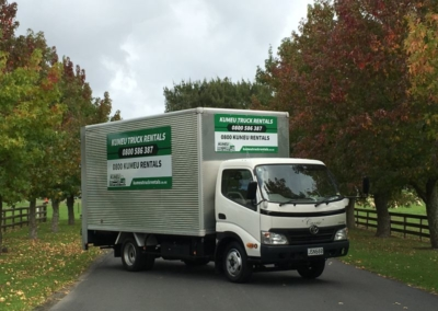 Large Box Truck 20m3-1