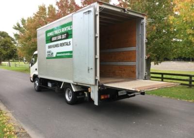 Large Box Truck 20m3-2