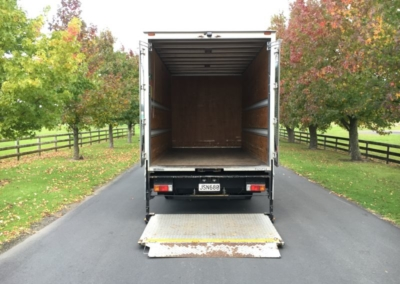 Large Box Truck 20m3-5