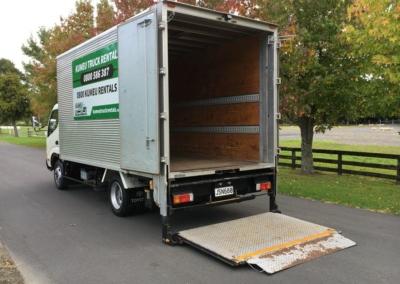 Large Box Truck 20m3-6