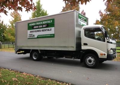 Large Box Truck 22m3-2