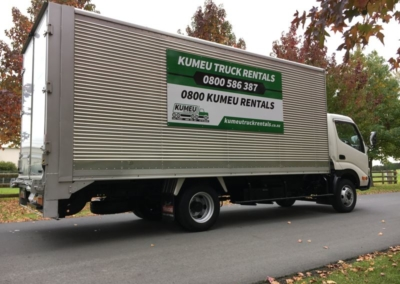 Large Box Truck 22m3-3