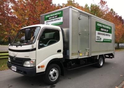 Large Box Truck 22m3-5